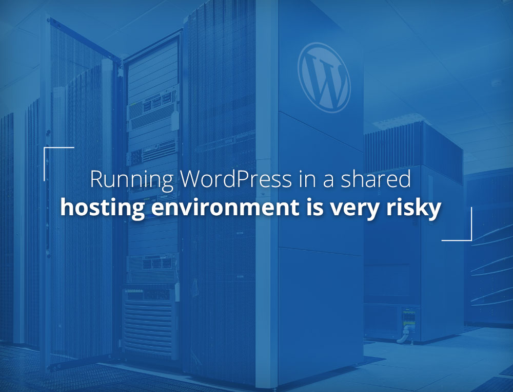 Shared WordPress is Risky