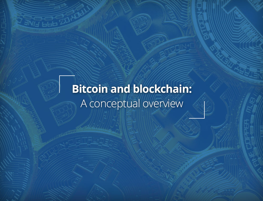 Bitcoin and blockchain