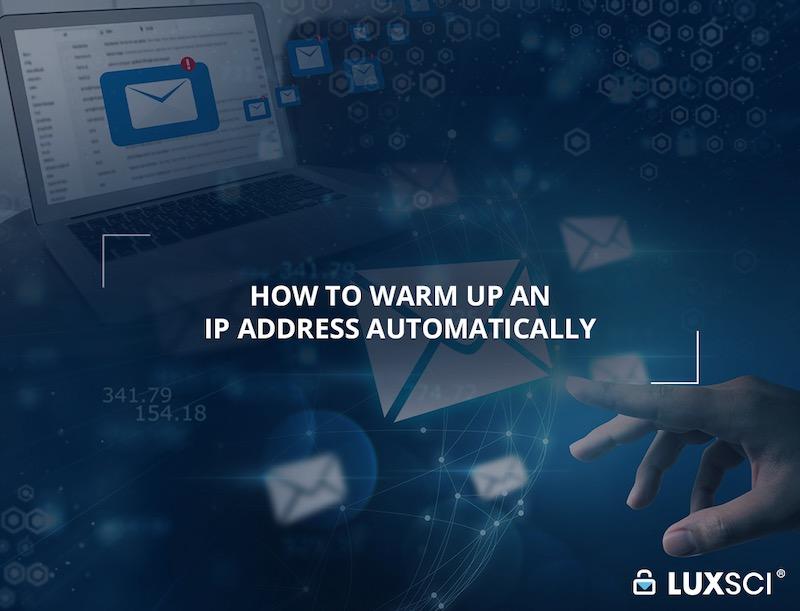warm up ip address