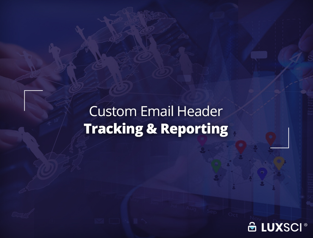 Custom Email Header Tracking