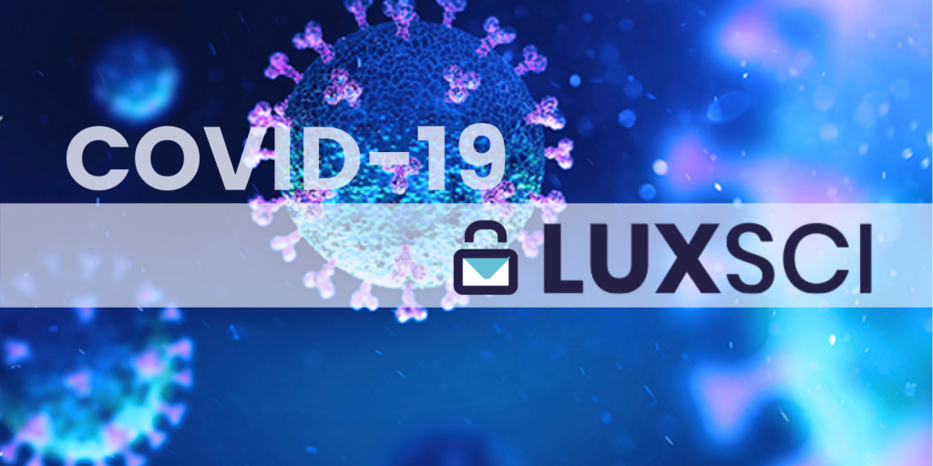 COVID-19 LuxSci