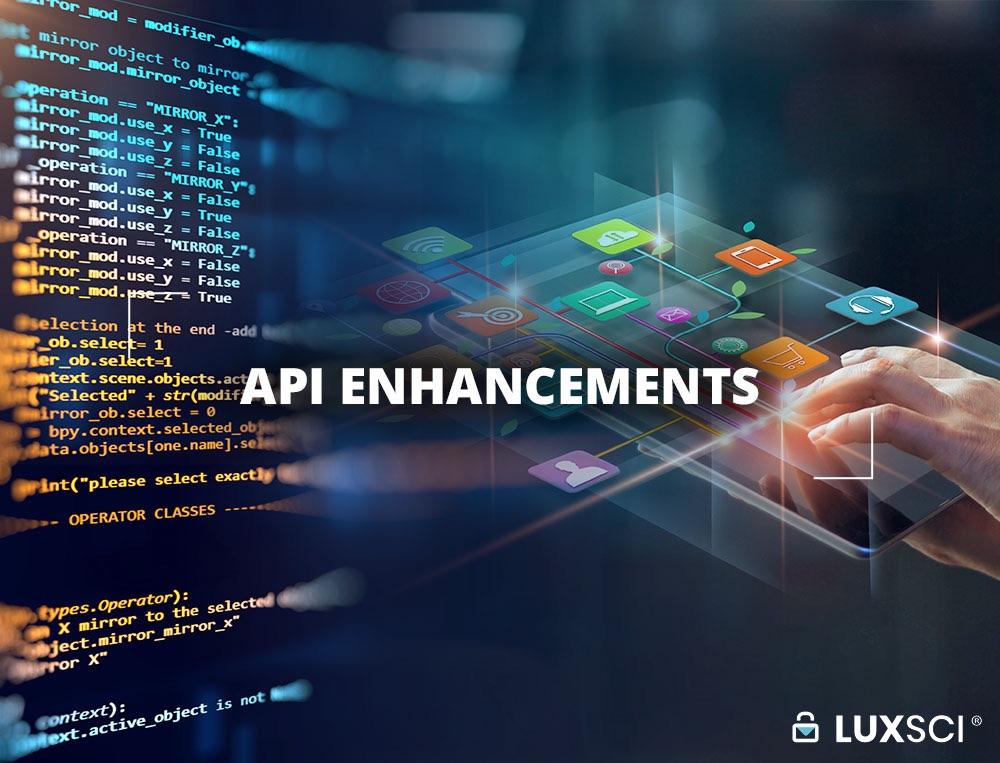 API Enhancements for DKIM