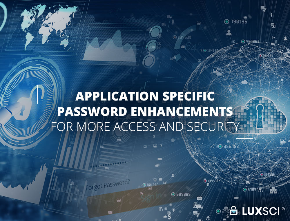 Application Specific Passwords
