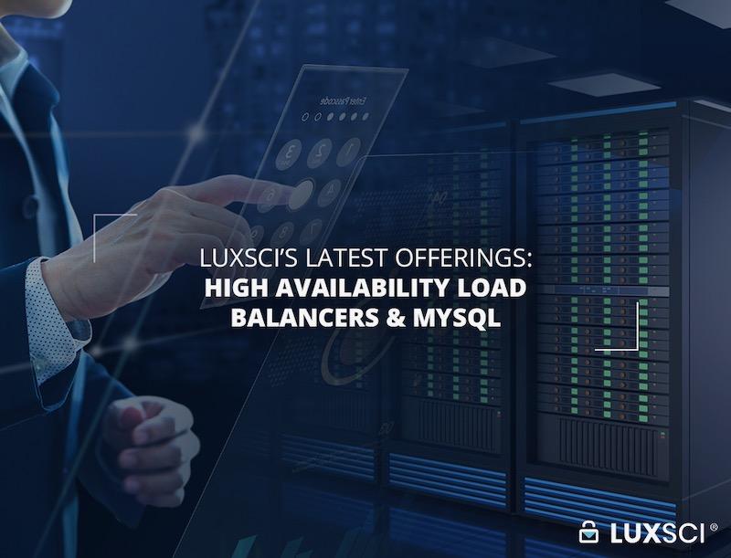 high availability load balancers