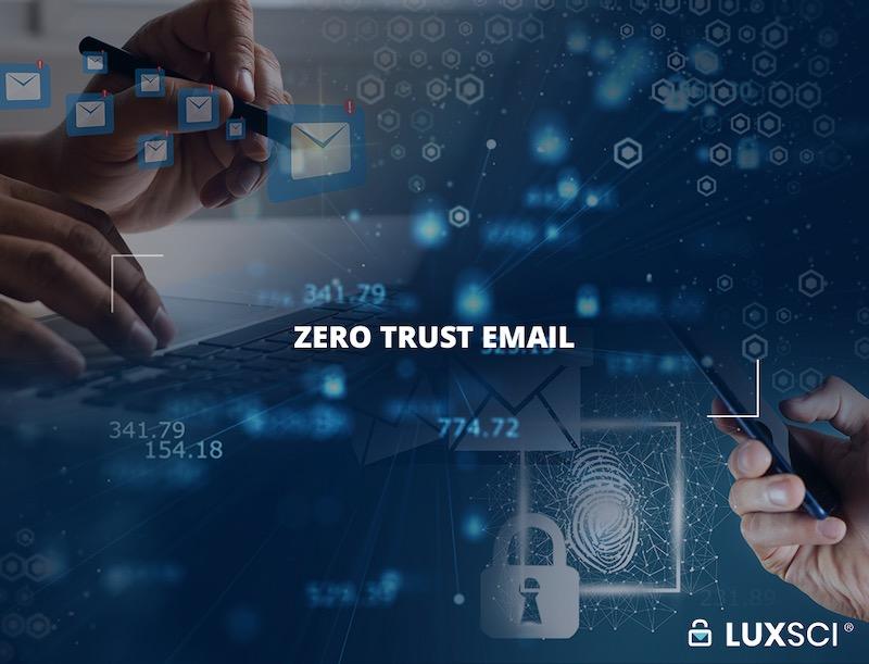 zero trust email